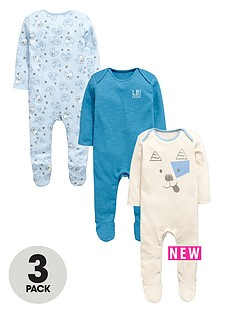 ladybird-baby-boys-dog-print-sleepsuitsnbsp3-pack