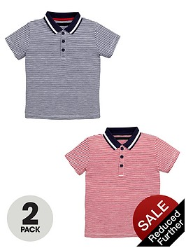 mini-v-by-very-boys-stripe-polo-shirts-2-pack