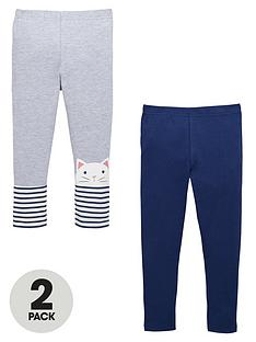 mini-v-by-very-girls-cat-leggings-2-pack