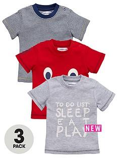 ladybird-baby-boys-novelty-t-shirts-3-pack