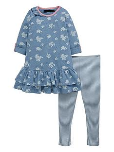 mini-v-by-very-girls-floral-dress-with-stripe-leggings-2-piece