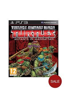 playstation-3-ps3nbspteenage-mutant-ninja-turtles-mutants-in-manhattan