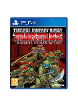 PS4 Teenage Mutant Ninja Turtles : Mutants in Manhattan