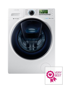 samsung-ww12k8412oweu-12kg-loadnbsp1400-spinnbspaddwashtrade-washing-machine-with-ecobubbletrade-technology-white-5-year-samsung-parts-and-labour-warranty