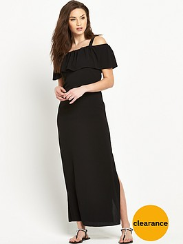 wallis-plain-gypsy-maxi-dress