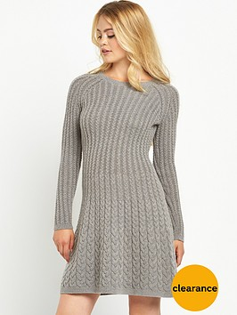 boss-orange-wedenas-knitted-dress-medium-grey