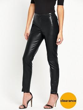 boss-orange-sapali-pu-trouser-black