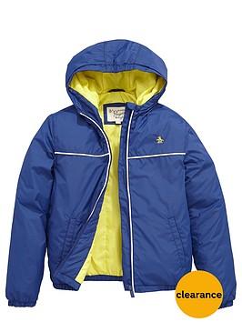penguin-hooded-windbreaker-blue-depths