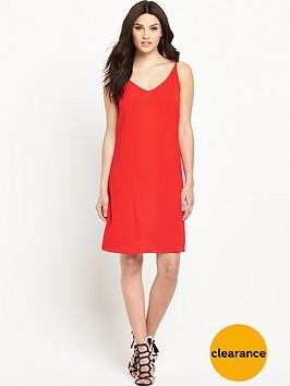 wallis-plain-cami-dress