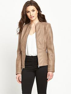 wallis-alexa-pu-pintuck-jacket
