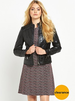 boss-orange-janabelle-leather-jacket-black