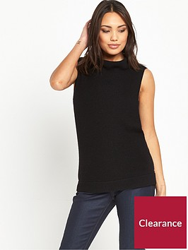 boss-willimplynbspopen-side-jumper-black