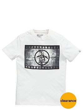 penguin-ss-graphic-tee