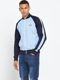 fred-perry-bomber-track-jacket