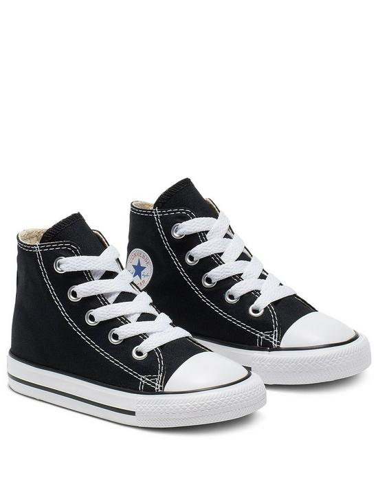 691c58a49b9 Converse Chuck Taylor All Star Hi Core Infant Trainers