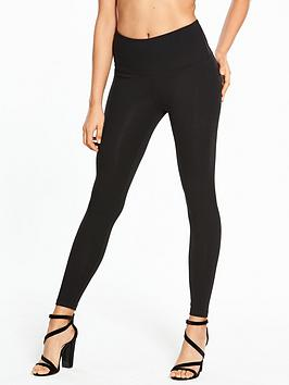Photo of V by very confident curves legging - black