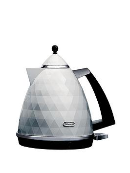 delonghi-kbj3001w-brillante-kettle-white