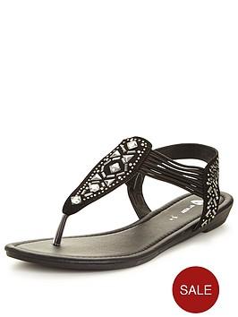 v-by-very-eldon-embellished-low-wedge-toepost-sandal