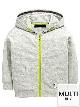 mini-v-by-very-boys-grey-marl-zip-through-hoodie