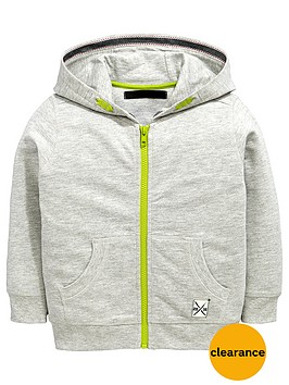 mini-v-by-very-boys-grey-marl-zip-through-hoodie