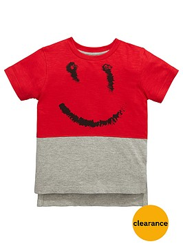 mini-v-by-very-boys-colour-block-smiley-t-shirt