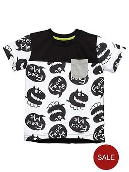 mini-v-by-very-boys-feed-me-printed-t-shirt
