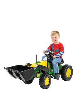 toyrific-pedal-digger-yellowgreen