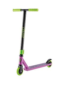 Xootz Toxic T-Bar Stunt Scooter