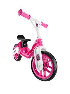 xootz-folding-balance-bike-pink