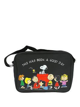 peanuts-messenger-bag