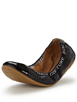 juicy-couture-pollinanbsplogo-ballerina-shoe