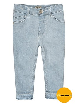 river-island-mini-mini-girls-light-blue-skinny-jeans