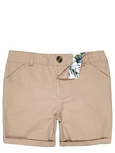 river-island-mini-boys-stone-linen-blend-shorts