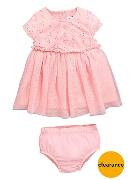 ladybird-baby-girls-broderienbspdress-and-knickersnbspset