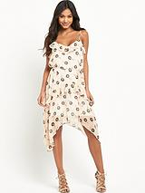 Frill Front Cami Dress