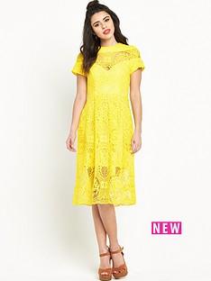 river-island-lace-waisted-dress