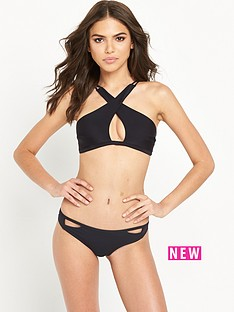 river-island-halter-neck-wrap-bikini-top-with-keyhole-front