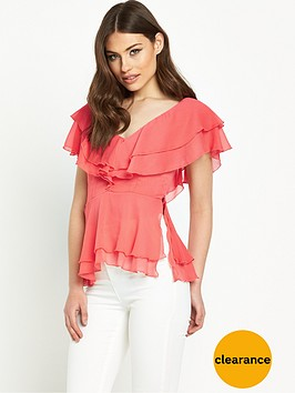 river-island-frilled-cape-blouse