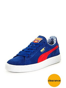 puma-suede-superman-children