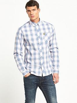 lyle-scott-long-sleeve-check-shirt