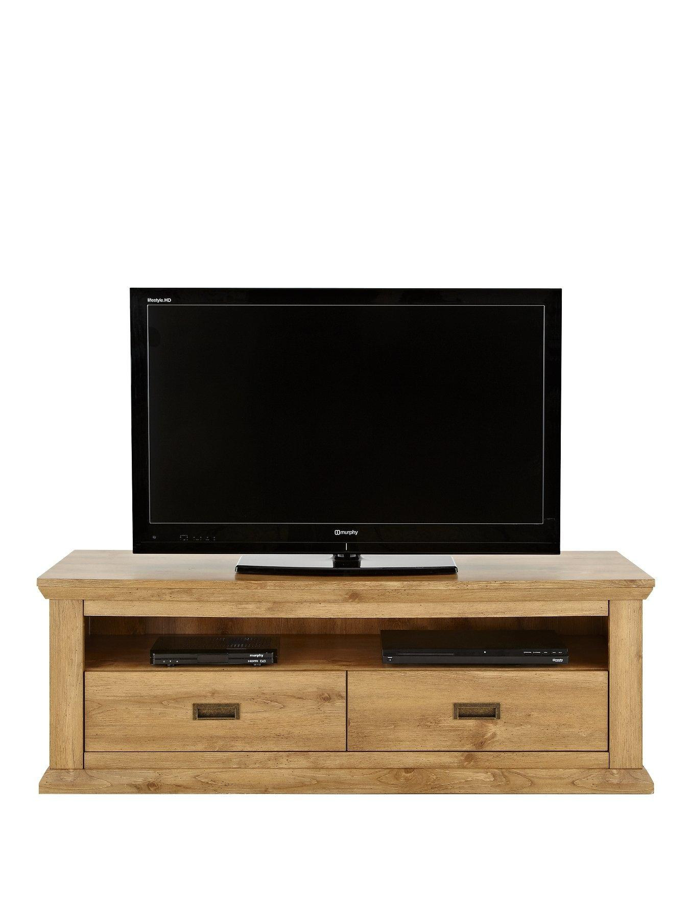 Clifton Wide TV Unit   Fits Up To 60 Inch TV Part 96
