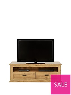 Clifton Wide TV Unit - fits up to 65 inch TV