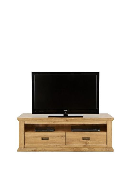 Clifton Wide Tv Unit Fits Up To 60 Inch Tv Very Co Uk