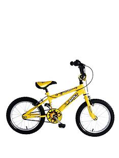 Sonic Nitro 16 inch BMX Cycle