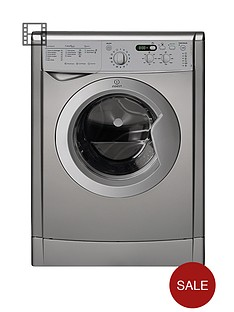 indesit-iwdd7123s-1200-spin-75kg-washer-dryer-silver