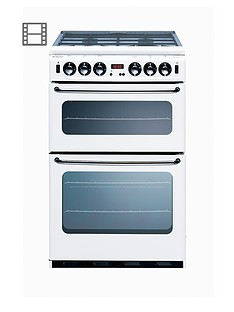 new-world-600sidlm-60-cm-twin-cavity-gas-cooker-white