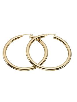 love-gold-9-carat-yellow-gold-large-hoop-earrings