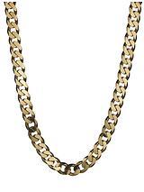 9 Carat Yellow Gold 4oz Curb Chain