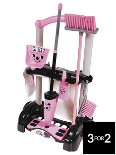 hetty-cleaning-trolley-with-accessories