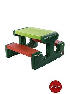 little-tikes-picnic-table